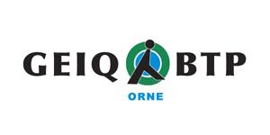 Logo GEIQ BTP Orne
