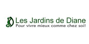 Logo Les Jardins de Diane