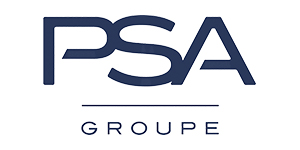 Logo PSA Groupe