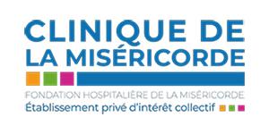 Logo Clinique de la Miséricorde
