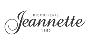 Logo Biscuiterie Jeannette 1850