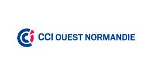 Logo CCI Ouest Normandie