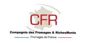 Logo Compagnie des Fromages Richesmonts