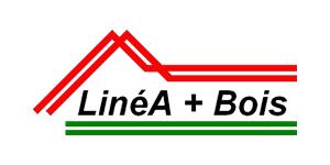 Logo LinéA + Bois