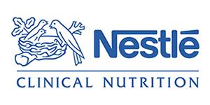 Logo Nestlé Clinical Nutrition