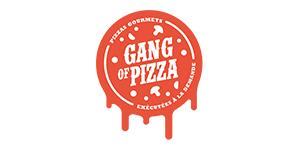 Logo Gang Of Pizza