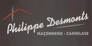 Logo Philippe Desmonts