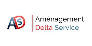 Logo de la société Aménagement Delta Service, adhérent du groupement d'employeurs Progressis