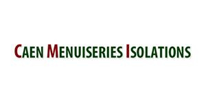 Logo de la société Caen Menuiseries Isolations, adhérent du groupement d'employeurs Progressis