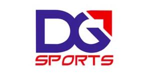 Logo de la société DG Sports, adhérent du groupement d'employeurs Progressis