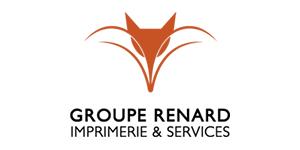 Logo de la société Groupe Renard, adhérent du groupement d'employeurs Progressis