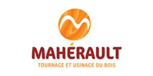Logo de la société Mahérault, adhérent du groupement d'employeurs Progressis