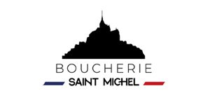LOGO boucherie saint Michel