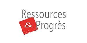 Logo de la société Ressource & Progrès, adhérent du groupement d'employeurs Progressis