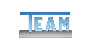 Logo de la société TEAM, adhérent du groupement d'employeurs Progressis