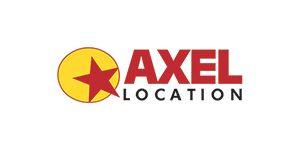 Logo de la société Axel Location