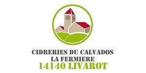 Logo Cidreries du Calvados La Fermière