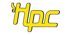 Logo de la société HP Composants, adhérent du groupement d'employeurs Progressis